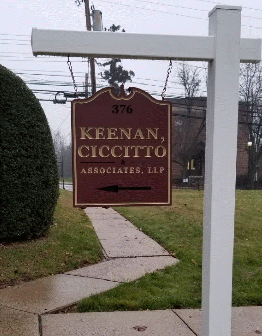 keenan law office collegeville pa