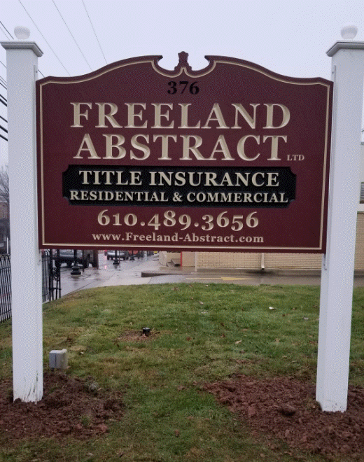 freeland abstract title insurance collegeville pa